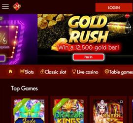 Casino mobile games