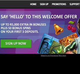 no deposit casino games south africa