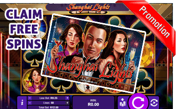 New Shanghai Lights Slot Play Now With Free Spins Bonuses