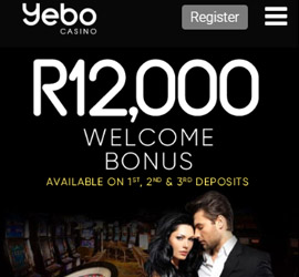 Yebo casino ultra casino games